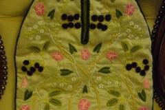 Bramble and Bindweed Tudor-period Pocket; 2010
