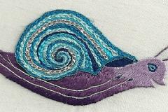 Cornie, my snail Logo