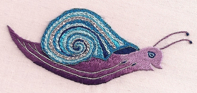 Alison Larkin Embroidery